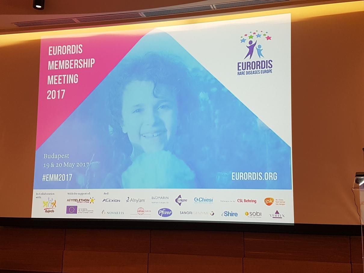 Eurordis 2017
