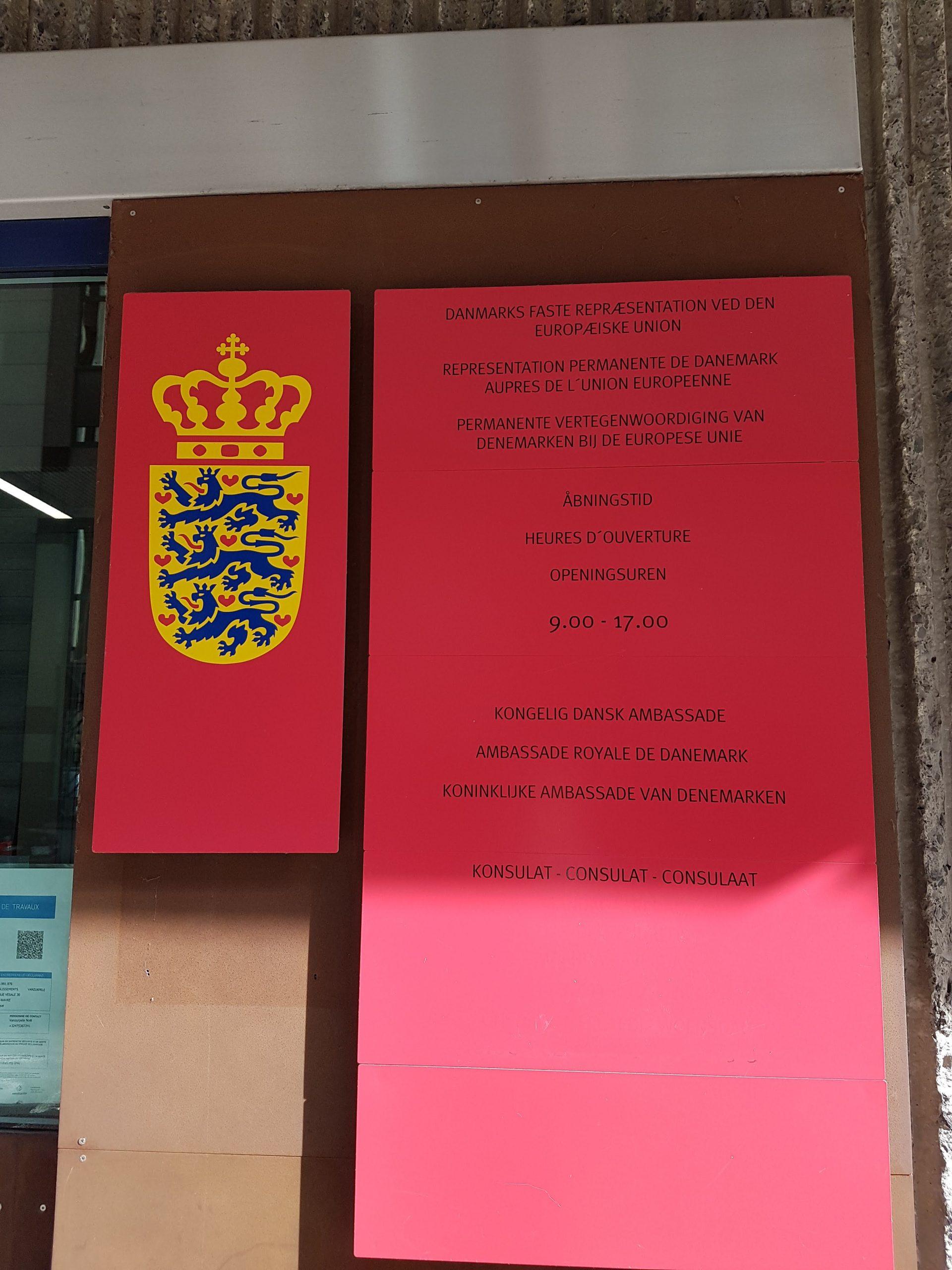 Danish ambassy