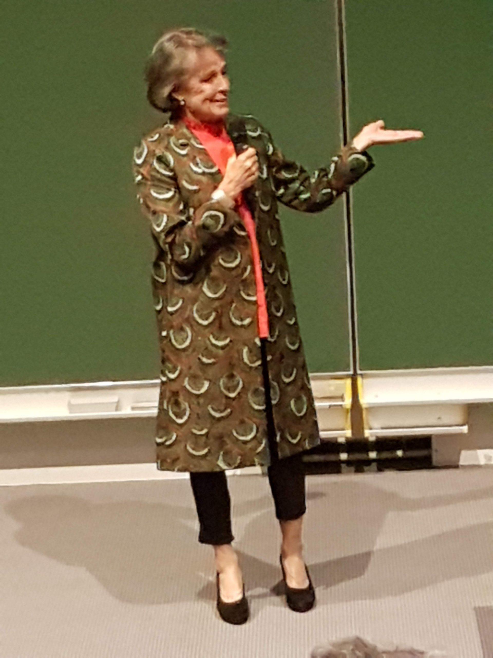 Prof. Dr. Chantal van der Horst