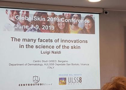 Global Skin 2019 skin innovation