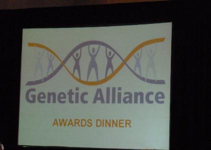 Genetic Alliance 2011